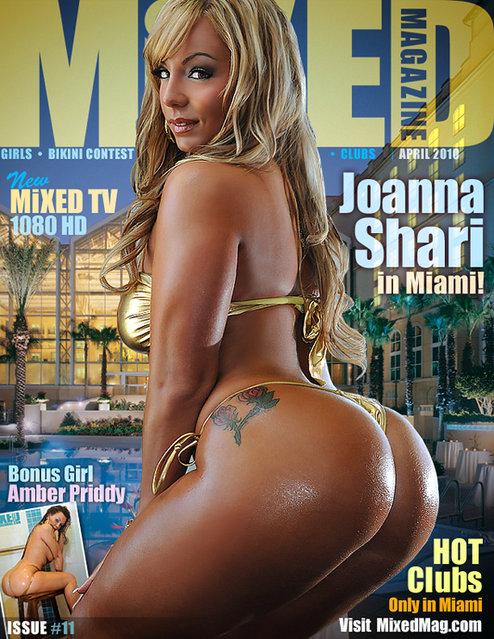 Joanna Shari