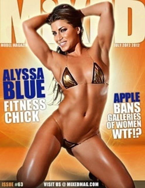 Alyssa Blue