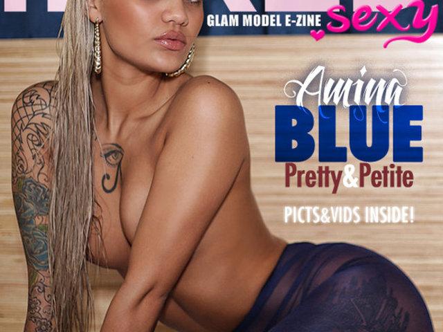 Amina Blue