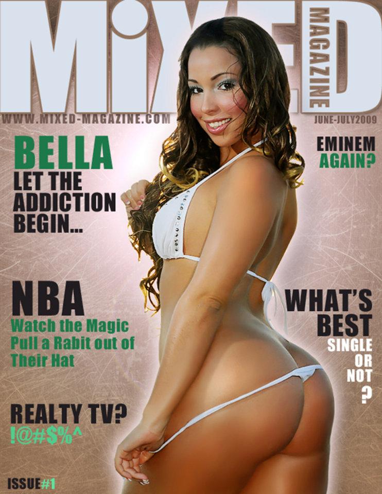Loaded Magazine Girl
