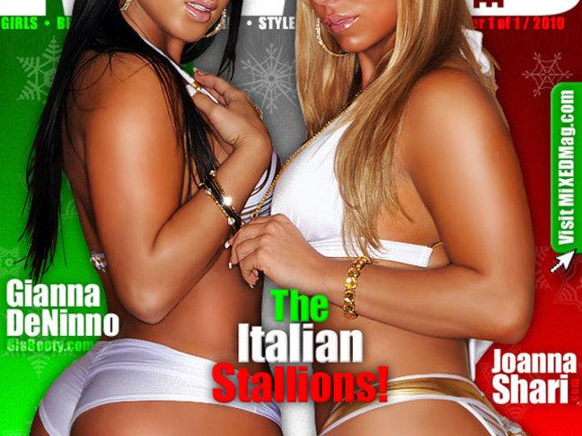 Gianna + Joanna